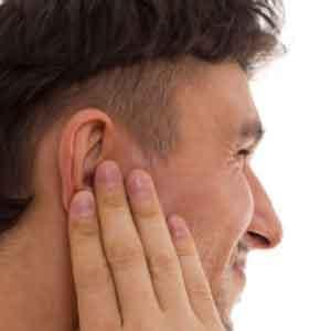 Турунда в ухо
